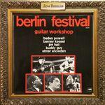 Дом Винила - Berlin Festival Guitar Workshop'68