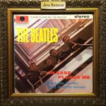 Дом Винила - ​​Beatles – 1963 – Please Please Me gold stereo