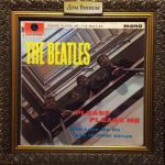 Дом Винила - ​​Beatles – 1963 – Please Please Me – Parlophone – UK (mono gold label)