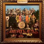 Дом Винила - Beatles – 1967 – Sgt. Pepper's Lonely Hearts Club Band – Parlophone – UK (Fourth Proof)
