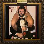 Купить виниловую пластинку Ringo Starr – 1977 – Ringo The 4th
