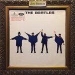 Дом Винила - The Beatles Help stereo