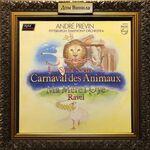 Дом Винила - Andre Previn – 1981 – Saint-Saens-Ravel