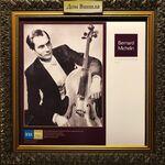 Дом Винила - Bernard Michelin – 2016 – Unissued Cello Recordings
