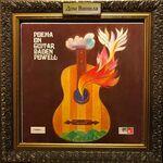 Купить виниловую пластинку Baden Powell – 1967 – Poema On Guitar