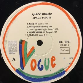 Дом Винила - Space Pilots'78 – Space Music By Space Pilots