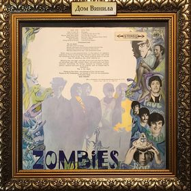 Дом Винила - The Zombies'68 – Odessey And Oracle