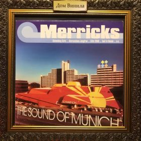Дом Винила - ​Merricks – 1997 – The Sound Of Munich