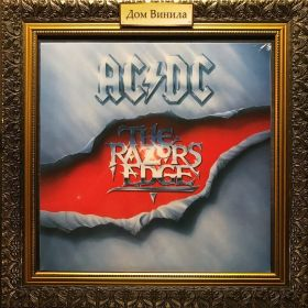 Дом Винила - ​​AC/DC – 1990 – The Razor's Edge