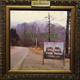 Дом Винила - Twin Peaks – 1990 – Original Soundtrack