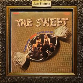 Дом Винила - Sweet – 1971 – Funny How Sweet Co-Co Can Be